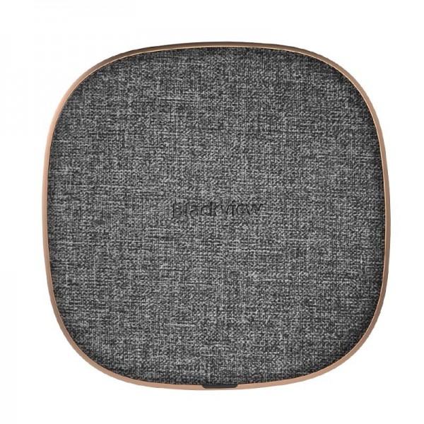 Bezdrátová nabíječka Blackview W1, šedá