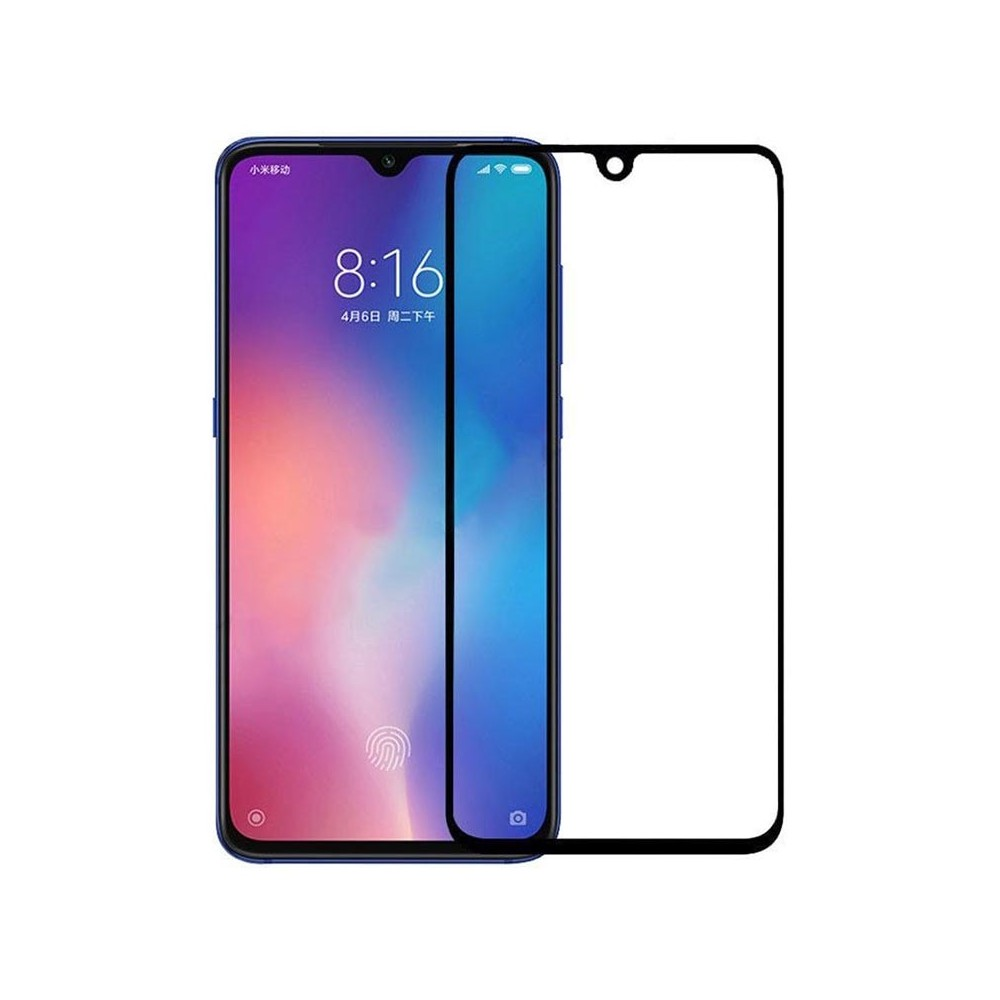 Symfony Tvrzené sklo s rámečkem pro Xiaomi Mi 9 a Xiaomi Mi 9 lite
