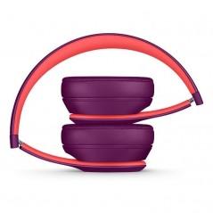 Beats Solo3 wireless sluchátka bezdrátová, purpurová