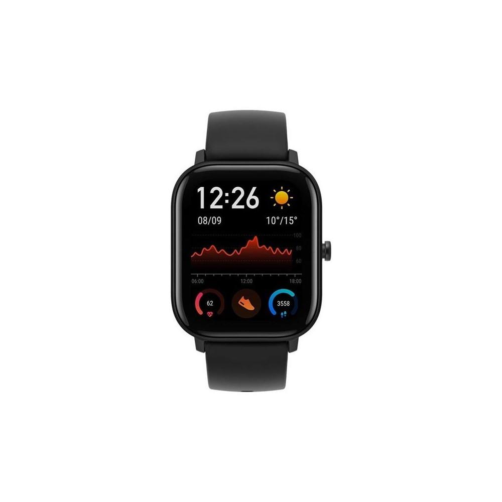 Amazfit GTS chytré hodinky, černá