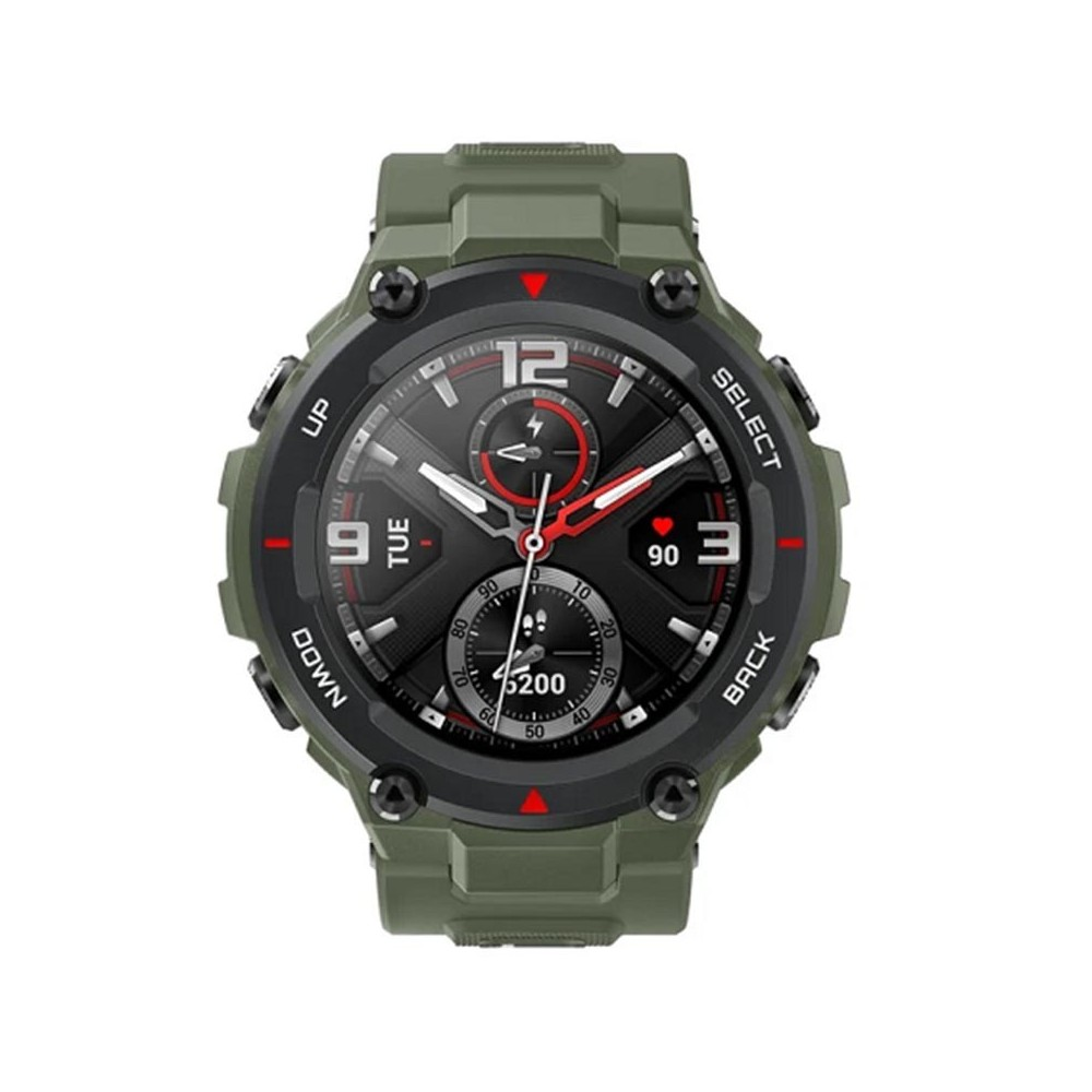Amazfit T-Rex chytré hodinky, zelená
