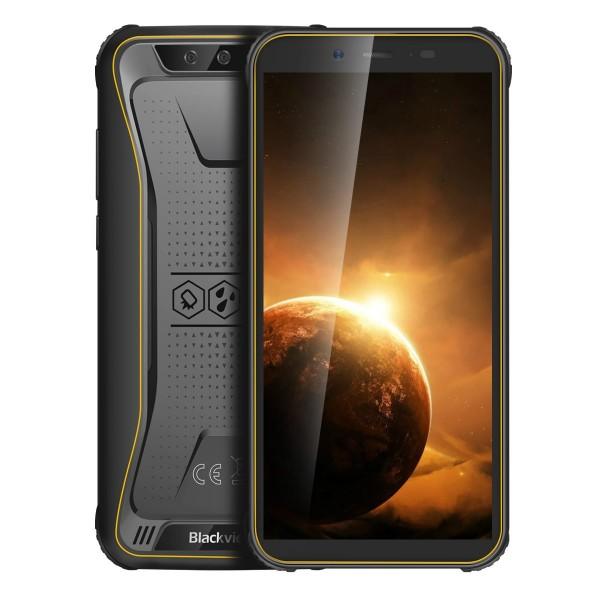 BLACKVIEW BV5500 Plus 3/32GB odolný IP68, žlutá