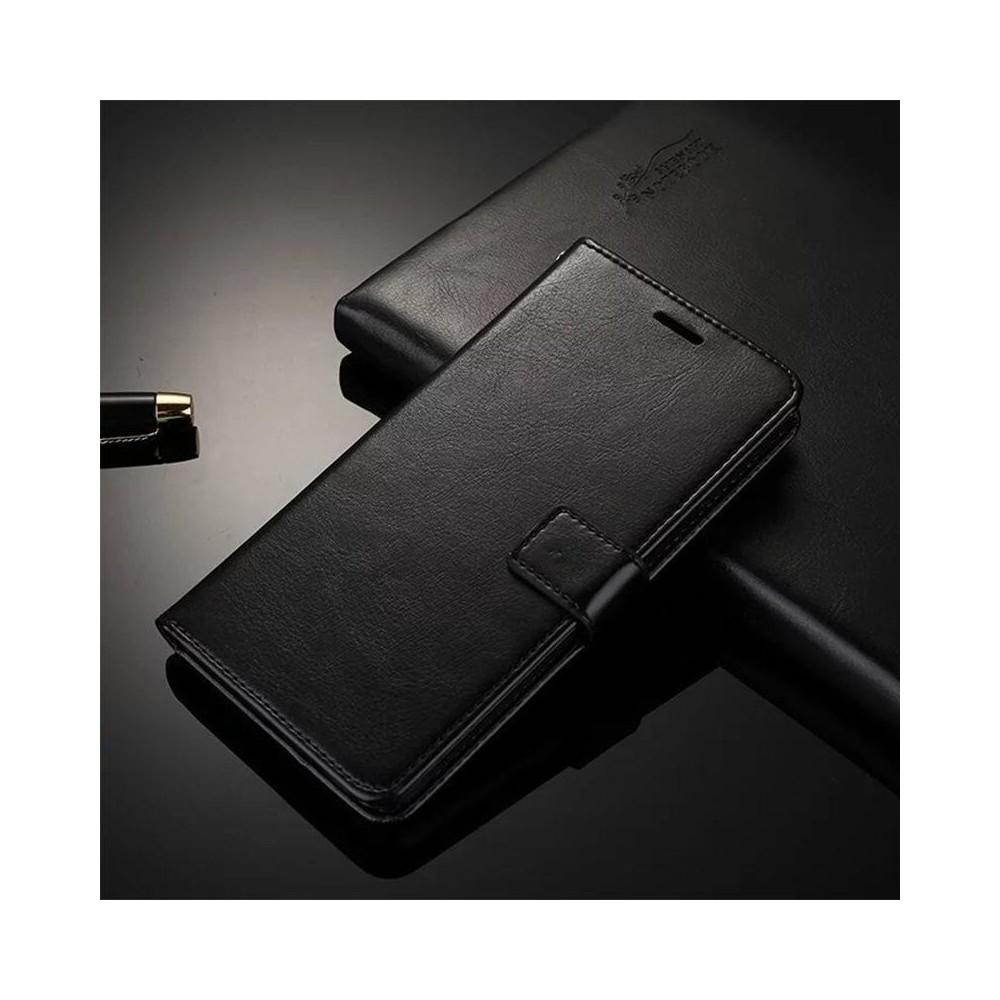 Pouzdro pro BLACKVIEW BV6900, flip černá