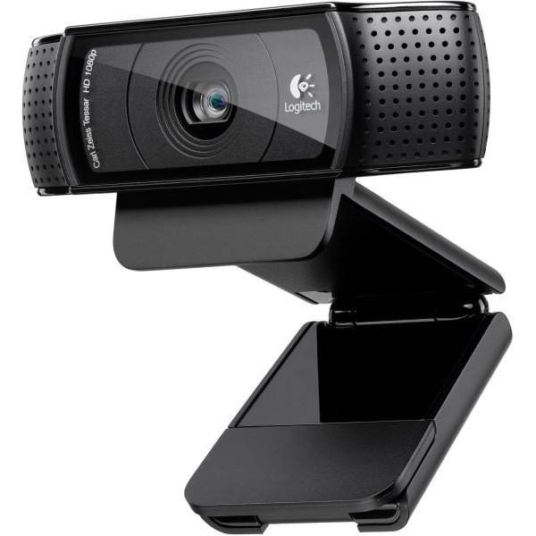 Logitech HD webcam C920E, 960-001086