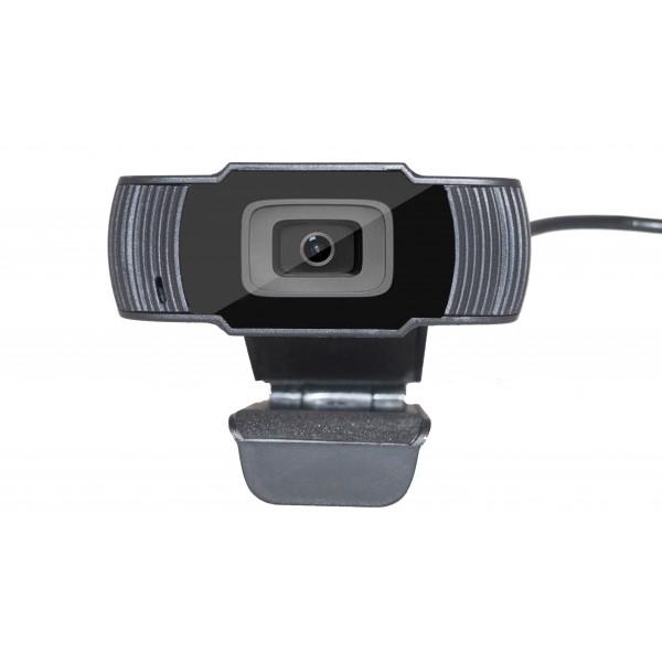 Symfony Webkamera s mikrofonem FHD, WC-1 černá