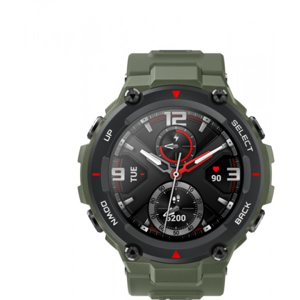 Amazfit T-Rex chytré hodinky, Army green