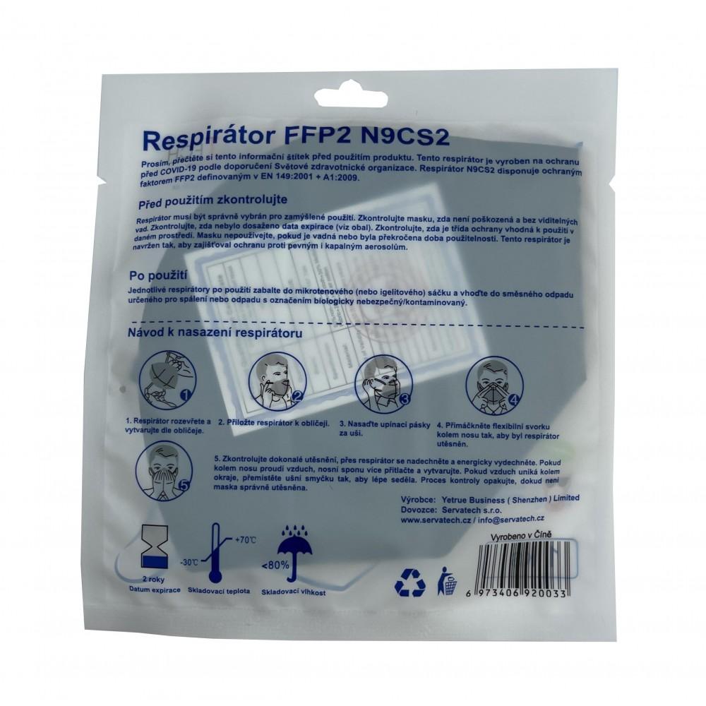 Jednorázový ochranný plášť - modrý M, úroveň 3, 55g SMS+PE
