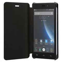 Flipové koženkové pouzdro pro telefon X5 a X5 PRO - černé