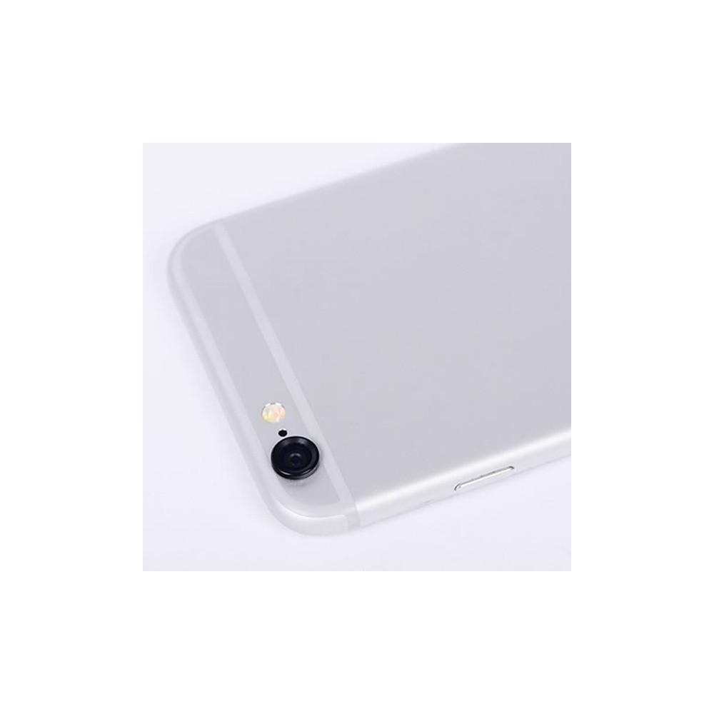 Kovový chránič fotoaparátu iPhone 6, černý