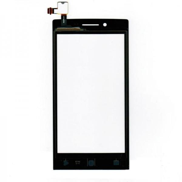 Dotyková skleněná vrstva, sklo, digitizér pro telefon DooGee DG450
