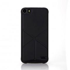 Ochranný zadní kryt pro telefon Doogee F3 - černý