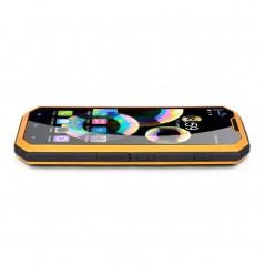 Mobilní telefon KENXINDA W7 CZ žlutý + záruka 25 měsíců a servis