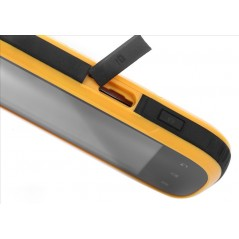 Odolný IP68 telefon KENXINDA W5 CZ žlutý + záruka 25 měsíců a servis