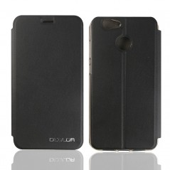 Flipové pouzdro na telefon Blackview E7 černé