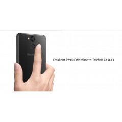 Blackview P2 šedý 4/64GB, LTE, 6000mAh, otisk + záruka 25 měsíců a servis