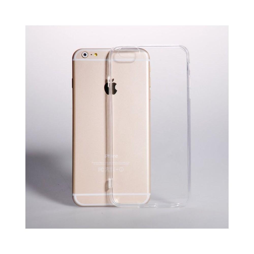 Silikonové pouzdro Symfony pro iPhone 6, transparent