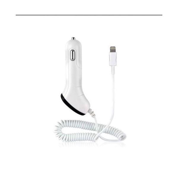 Adaptér redukce 12V a 24V na 2 x USB 5V černo/bílé