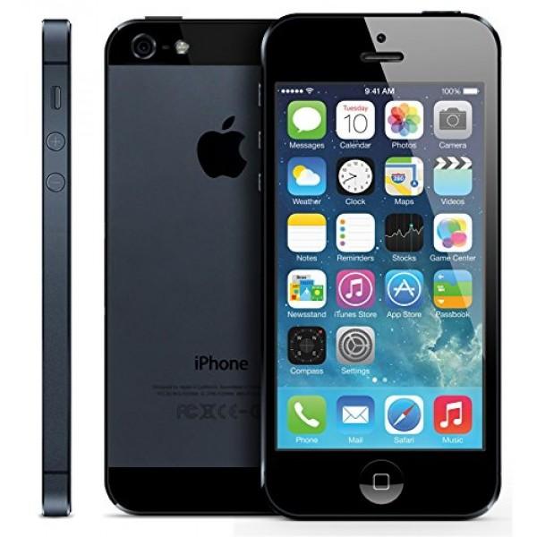 REPASOVANÝ iPhone 5 bílý 16GB, iOS6, LTE, STAV: A++