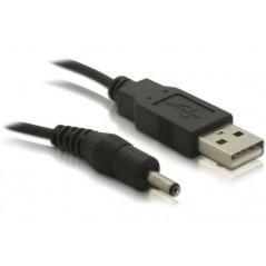 Napájecí kabel, Jack 2mm