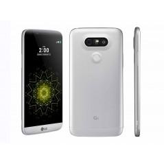 REPASOVANÝ LG G5 stříbrný, 4/32GB, 4x, NFC, LTE, STAV: A++