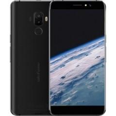 UleFone S8 Pro černý 2/16GB, LTE, otisk  + záruka 25měsíců a servis