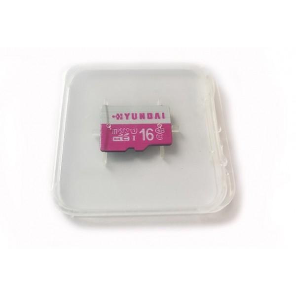 Mikro SD karta Hyundai 16GB, třída U1, Class třída 10