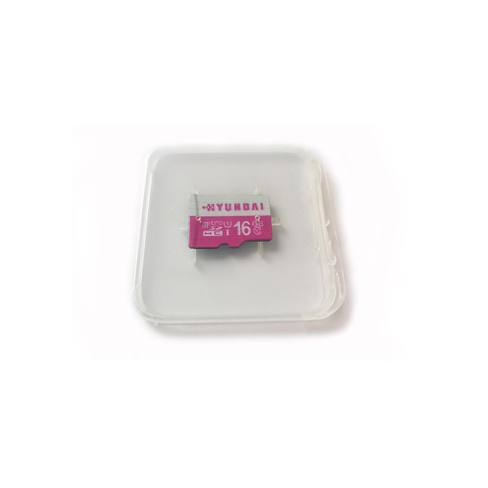 Hyundai microSD / mikro SD 16GB UHS-I, třída 10 a U1, HCI10