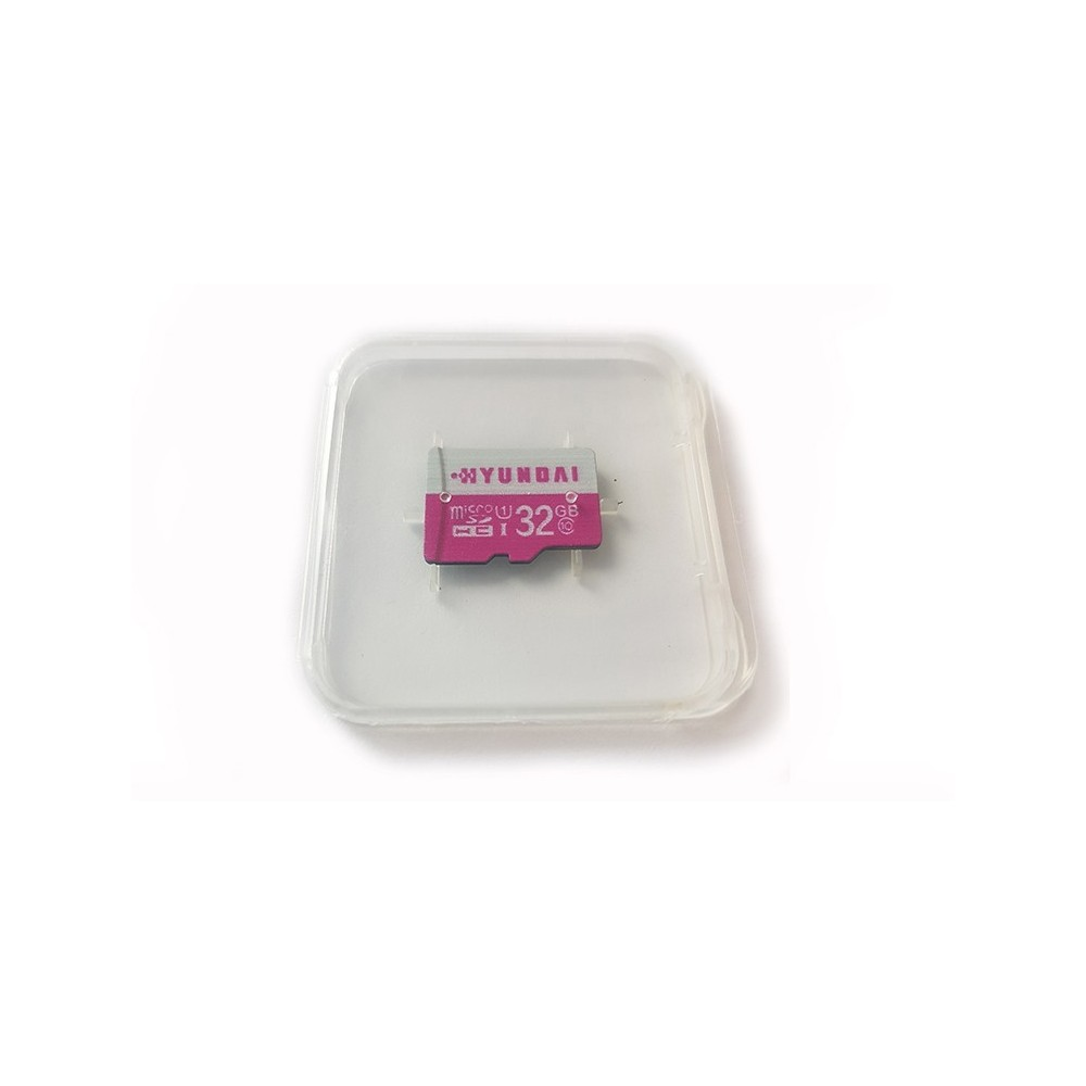Hyundai microSD / mikro SD 32GB UHS-I, třída 10 a U1, HCI10
