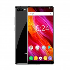 Oukitel Mix 2 černý 6/64GB, LTE, otisk, dual foto, záruka 25 měsíců a servis