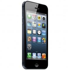 ZÁNOVNÍ iPhone 5 černý 32GB, iOS6, LTE, STAV: A++