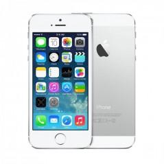 ZÁNOVNÍ iPhone 5s bílý 32GB, iOS7, LTE, STAV: A++