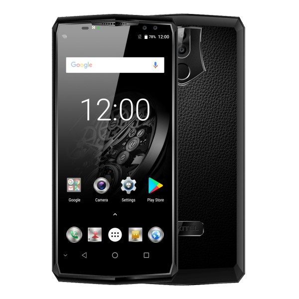 OUKITEL K10 černý FHD+ 6/64GB LTE 8CORE 11000mAh + záruka 25 měsíců a servis