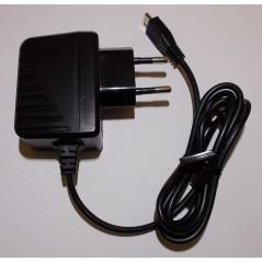 AC nabíjecí adaptér 220V / 5V 2A s kabelem