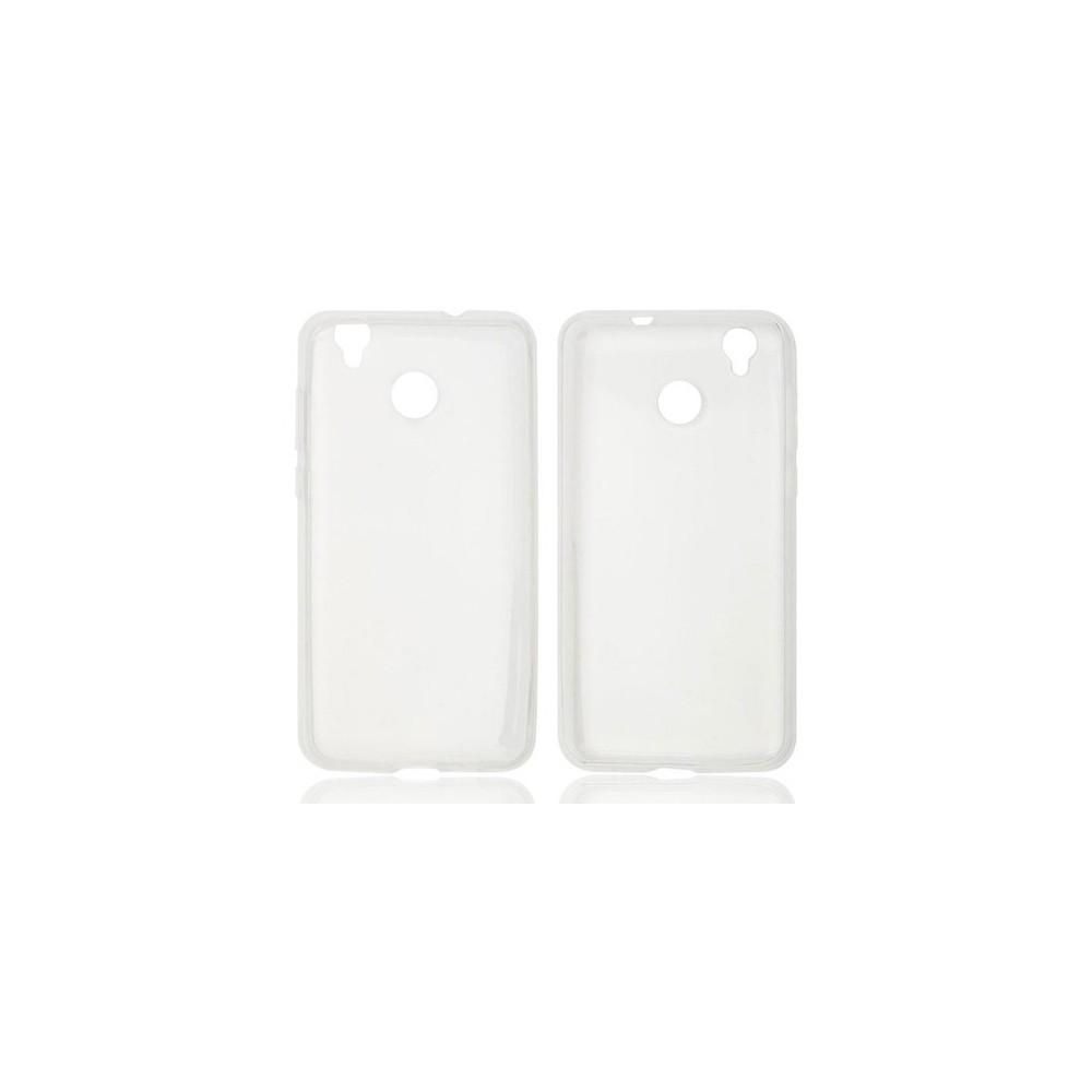 Silikonový zadní kryt na telefon Oukitel K7000 transparentní