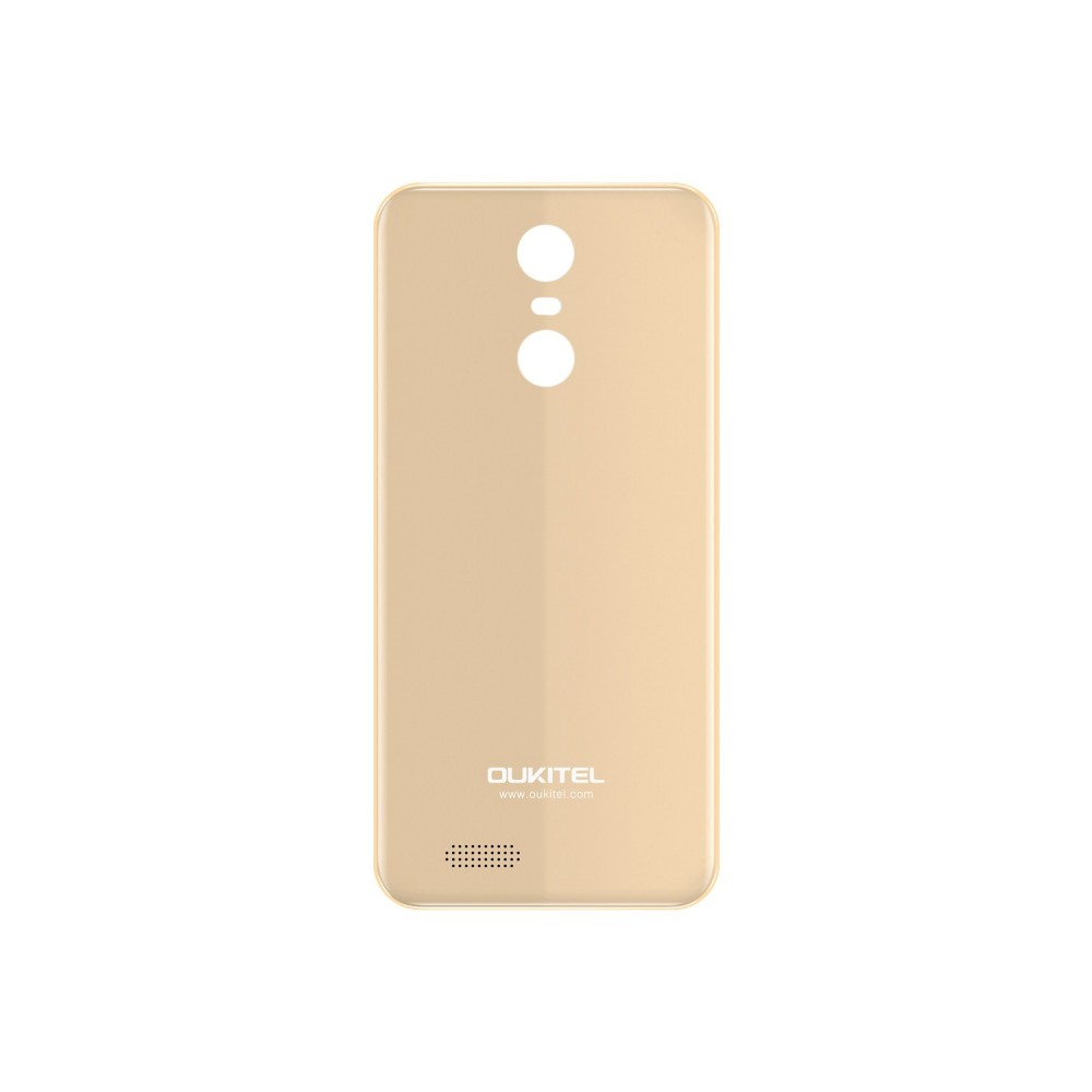 Kryt baterie pro Oukitel C8 zlatý
