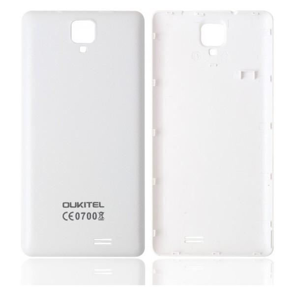 Kryt baterie pro telefon OUKITEL K4000 Pro bílý