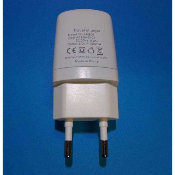 AC nabíjecí adaptér OUKITEL 220V / 5V 1A