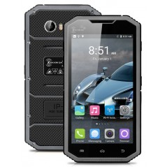 KENXINDA W7 šedý, 1/16GB, LTE, ooutdoorový a IP68, záruka 25 měsíců a servis
