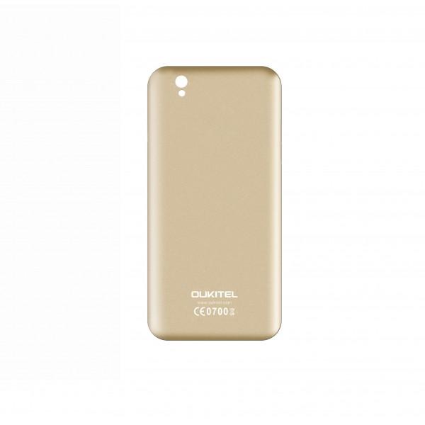 Kryt baterie pro telefon OUKITEL U7 MAX zlatý