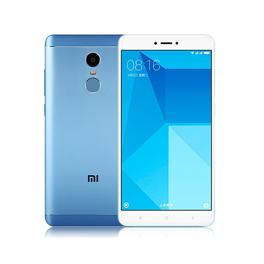 "Xiaomi Redmi Note 4 / 4x Global modrý 4/64GB 5.5"" 4100mAh, záruka 25 měsíců a servis"
