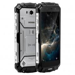 DooGee S60 lite stříbrný FHD 4/32GB IP68 5580mAh NFC, záruka 25 měsíců a servis