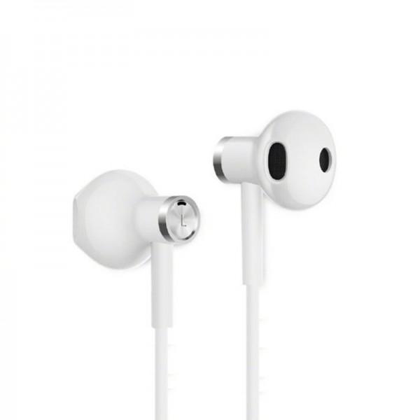 Xiaomi Mi Dual Driver sluchátka bílá
