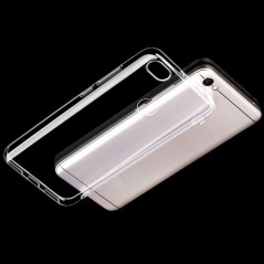 Silikonový kryt průsvitný pro Xiaomi Redmi Note 5A