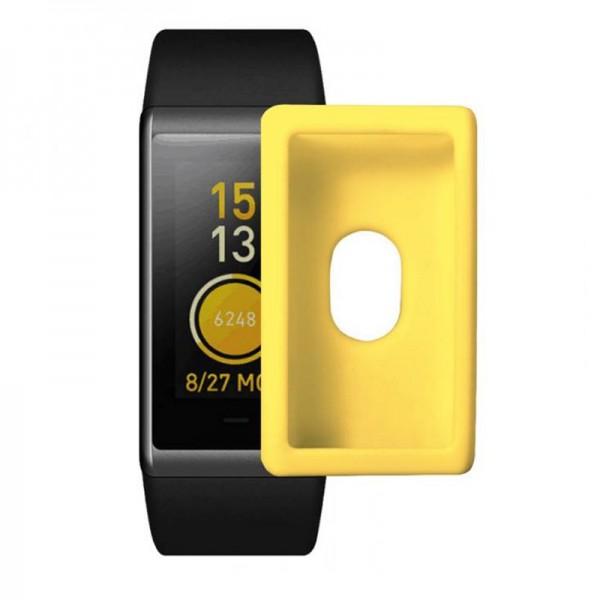 Ochranný rámeček pro Xiaomi Amazfit COR, žlutá