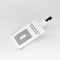 Adaptér pro bezdrátové nabíjení pro telefony s mikroUSB